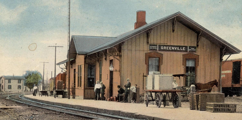 Greenville Train Station