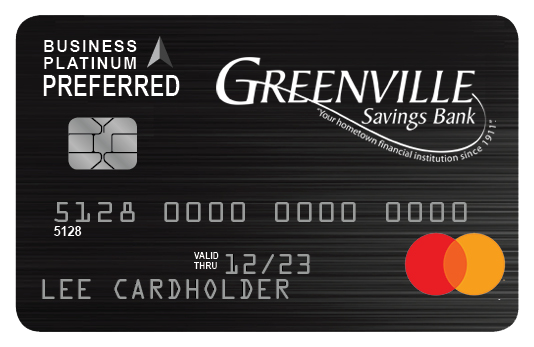 Greenville Business Platinum Preferred
