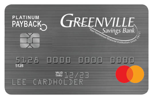 Greenville Platinum Payback